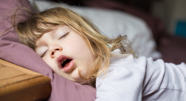 Sleep Apnea Children